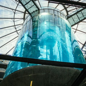 The World's Tallest Aquarium