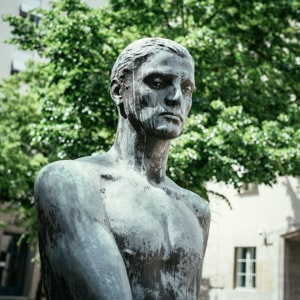 The Stauffenberg Memorial