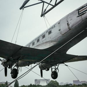 The C46 at the Technical Museum