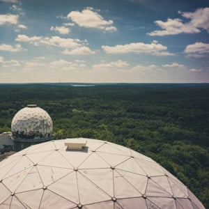 The Teufelsberg Radomes