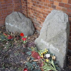 Bertolt Brecht's Grave