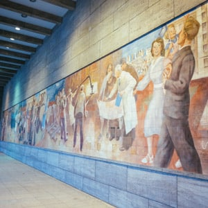 The Mural for 17 June