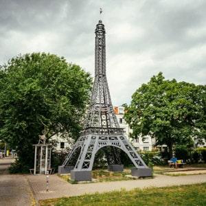 The Eiffel Tower in Berlin