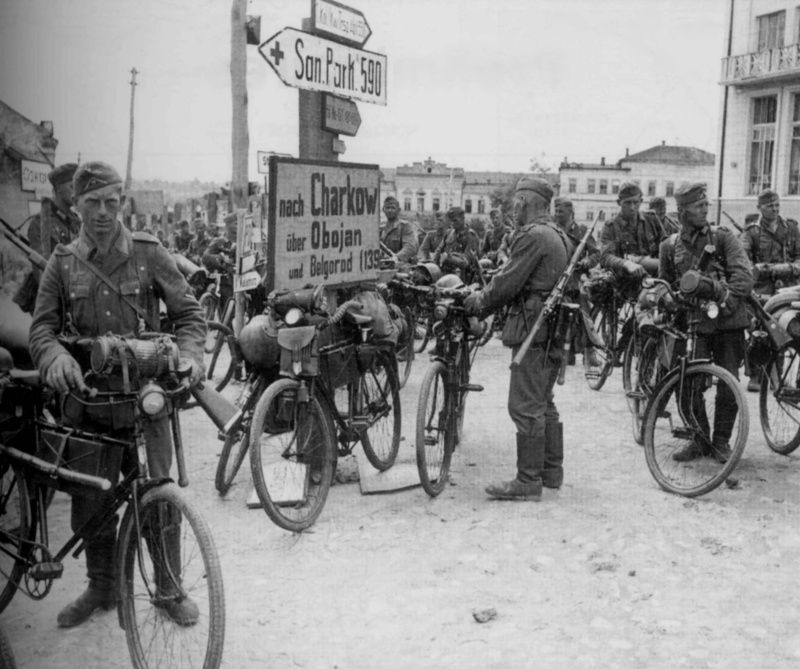 Bicycle Infantry Companies Played A Vital Role In The Nazi Military Machine