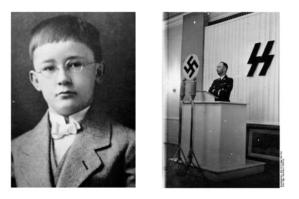 SS Chief Heinrich Himmler