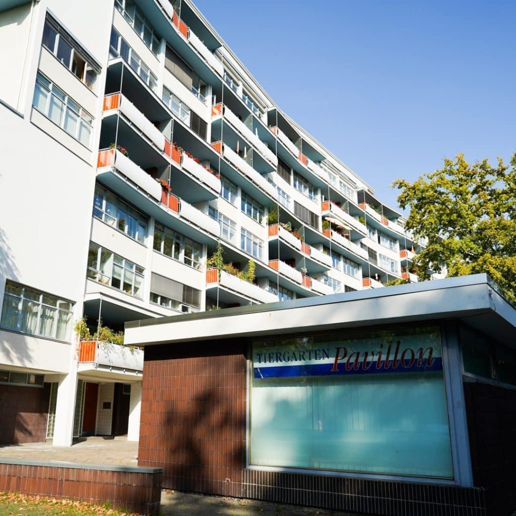 Walter Groupius - TAC - Interbau Hanseviertel