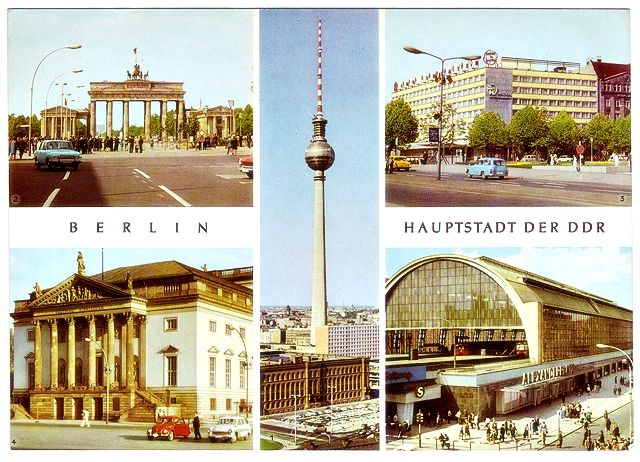 Tourism in East Germany