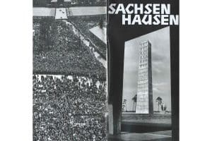 Sachsenhausen Concentration Camp Pamphlet