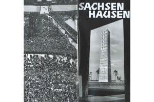 Sachsenhausen Concentration Camp Pamphlet