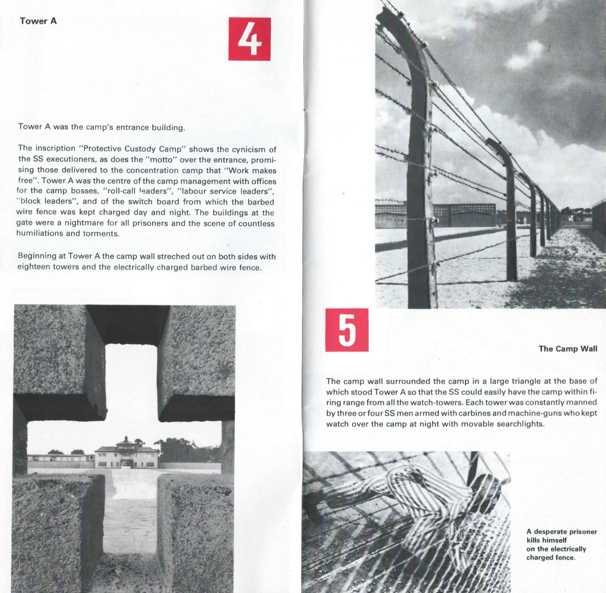 Sachsenhausen Concentration Camp In The DDR - 4