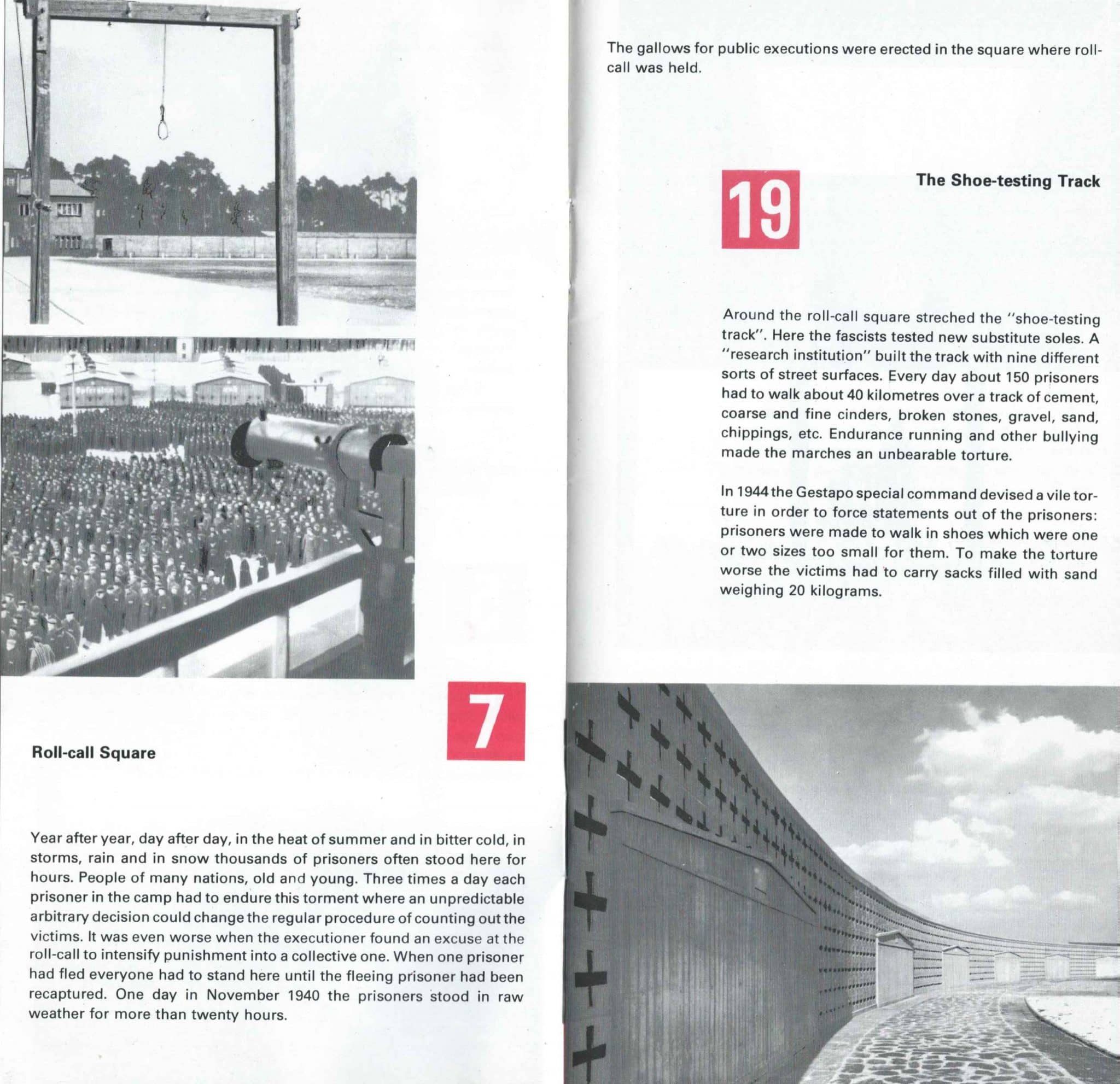 Sachsenhausen Concentration Camp In The DDR - 5