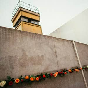 Bernauer Strasse Berlin Wall Memorial