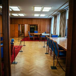 Stasi Museum - The Office Of Erich Mielke