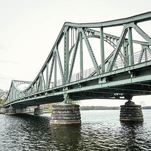 Glienicke Brücke - The Bridge Of Spies