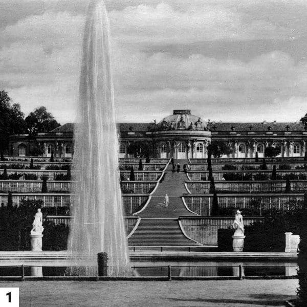 The Glory Of Prussia Tour - Potsdam Sanssouci