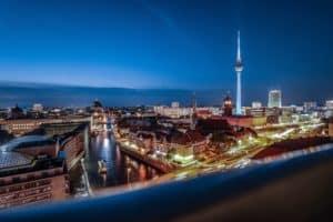 The Berlin Quiz - Berlin Skyline
