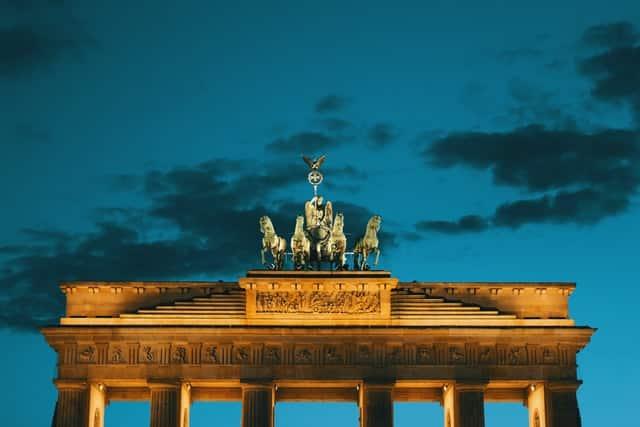 The Berlin Quiz - Brandenburg Gate