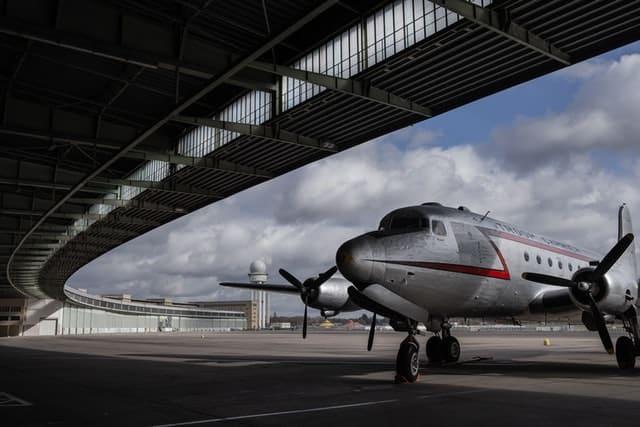The Berlin Quiz - Tempelhof