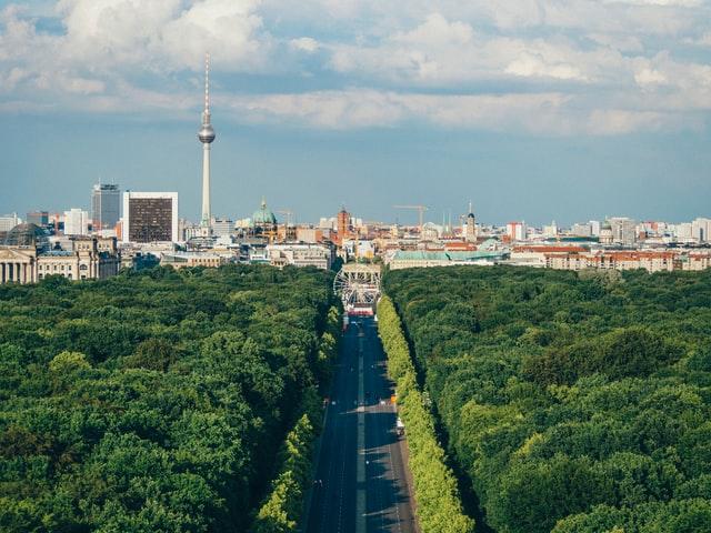 The Berlin Quiz - Berlin Tiergarten