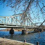 The Bridge of Spies - The Glienicker Brücke