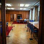 The Stasi Headquarters - Office of Erich Mielke