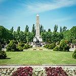 The Soviet Cemetery In Pankow