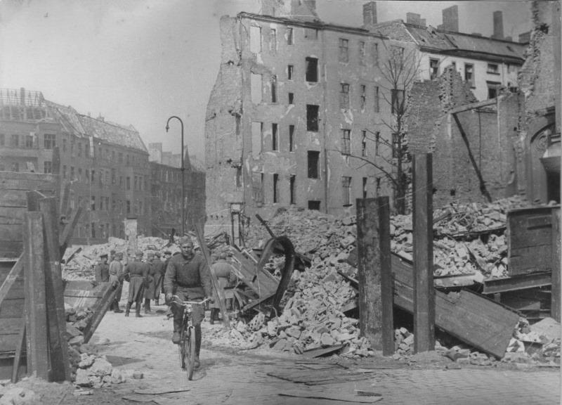 War Damage in Berlin 1945