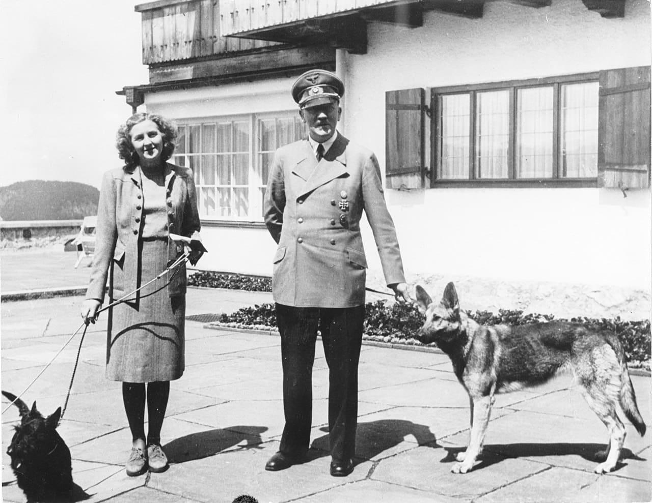 Hitler and Eva