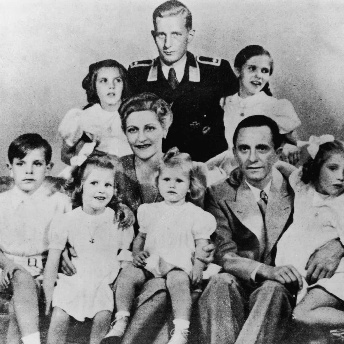 The Capital Of Tyranny Quiz - Goebbels Family