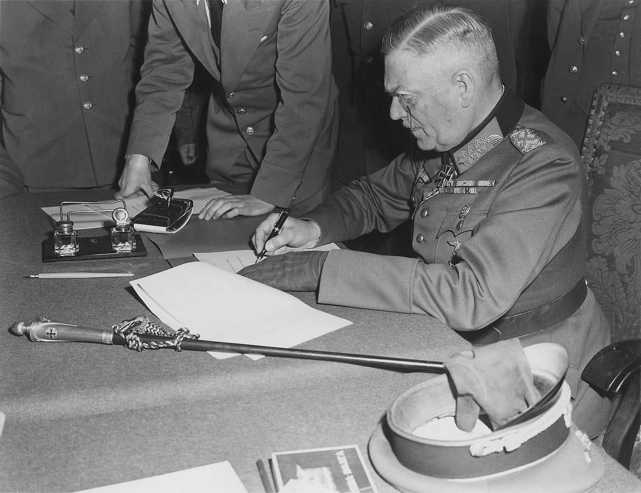 Surrender at Karlshorst