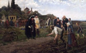 Did Frederick the Great introduce the potato to Germany?