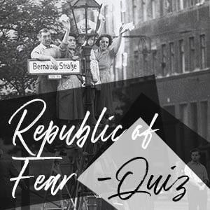 Republic of Fear Quiz Thumbnail