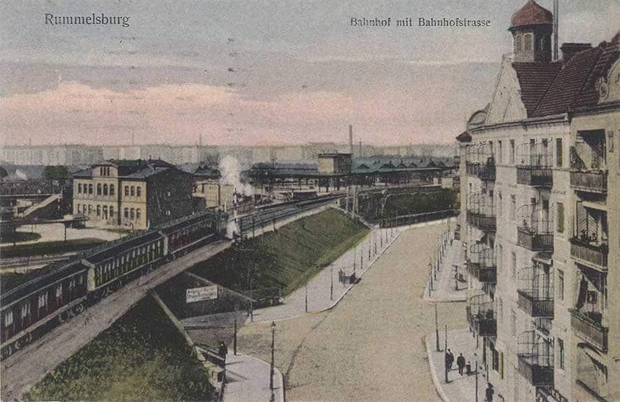 A Serial Killer In Nazi Berlin - Paul Ogorzow - The Rummelsburg S-Bahn station - one of Ogorzow's favourite spots