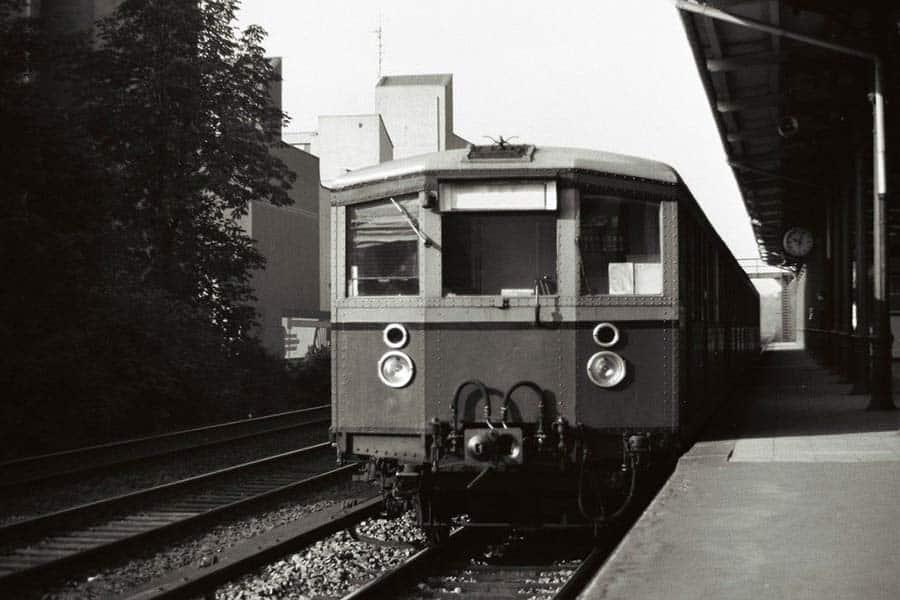 A Serial Killer In Nazi Berlin - Paul Ogorzow - The S-Bahn Murderer's favoured hunting ground - Berlin's inner city train network