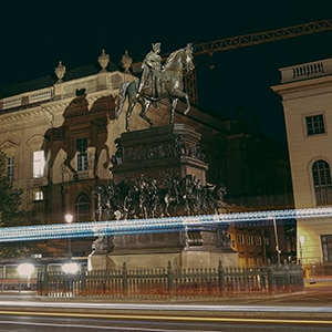 Frederick the Great Statue - The Iron Kingdom