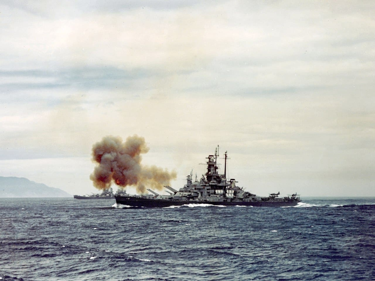 The Potsdam Conference - July 23rd 1945 - Throughout the Potsdam Conference Anglo-American ships bombarded the Japanese mainland with impunity