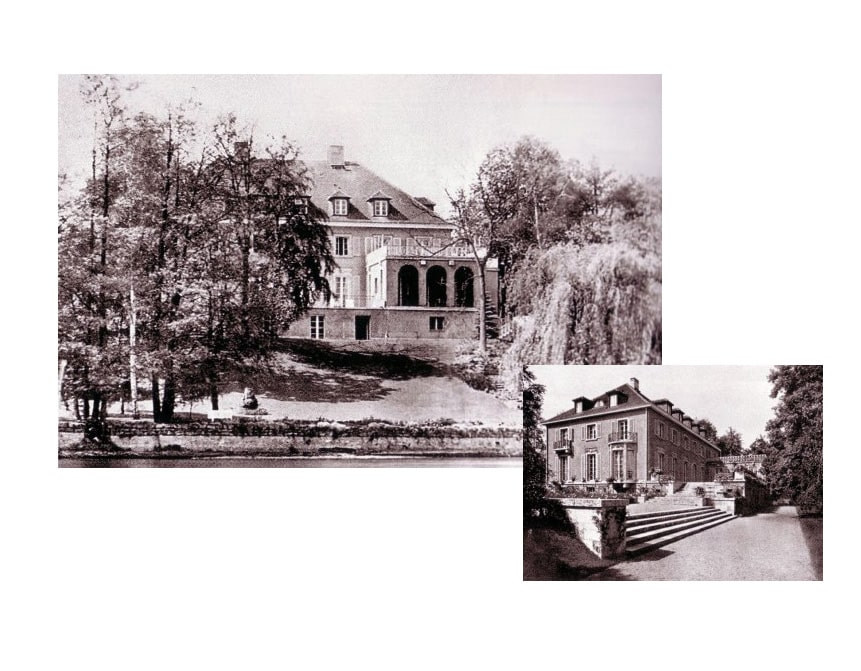 The Potsdam Conference - July 16th 1945 - Churchill's Residence for the Potsdam Conference (Villa Urbig)