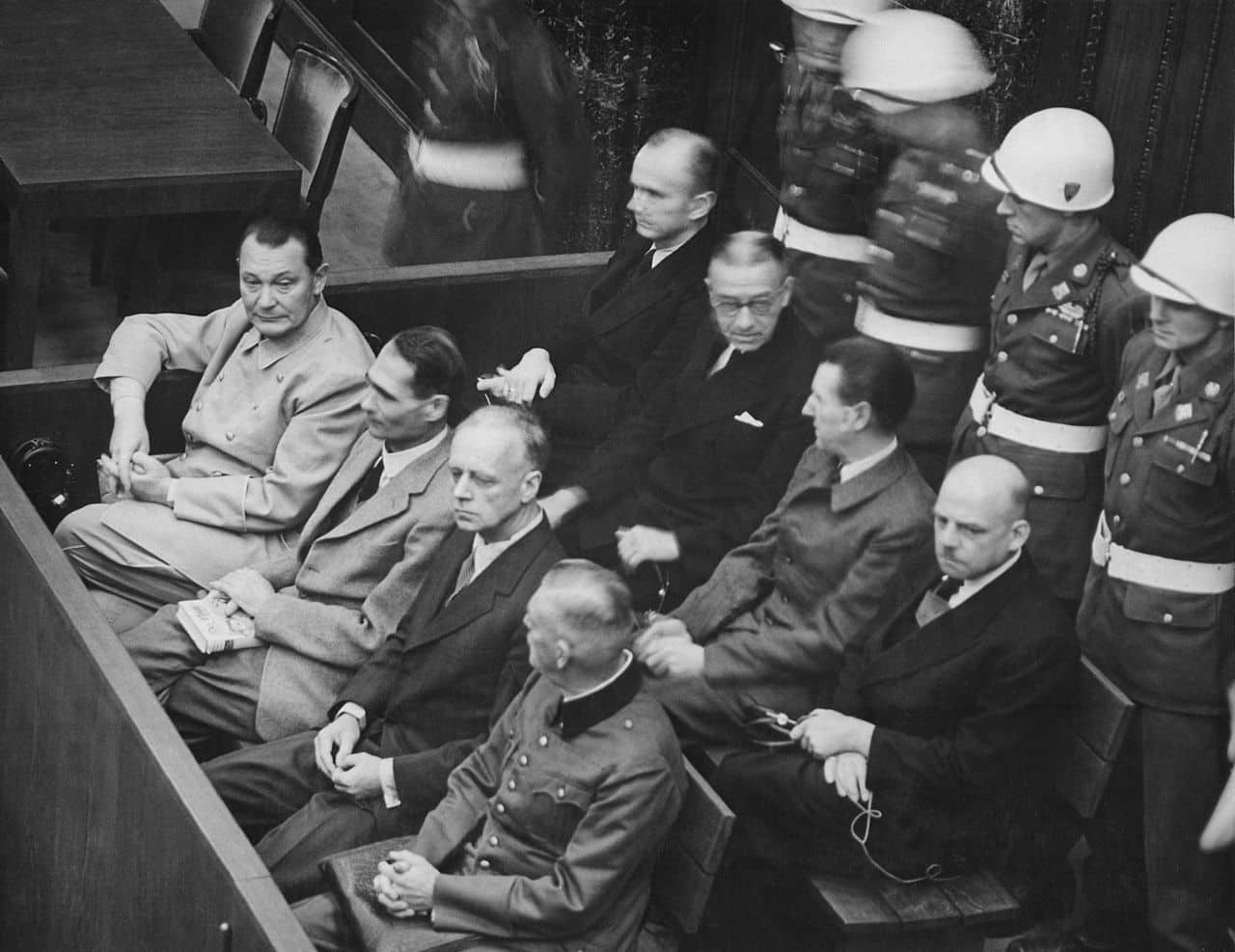 The Potsdam Conference - August 1st 1945 -