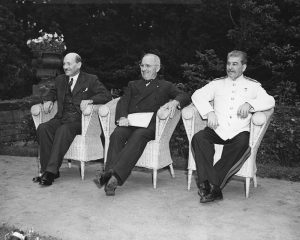 The Potsdam Conference - August 1st 1945 - The Long Last Day