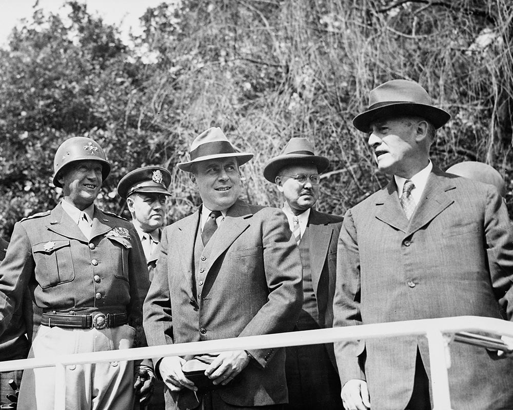 The Potsdam Conference - July 20th 1945 - Peace In Italy