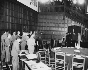 The Potsdam Conference - July 21st 1945 - Stalin Takes Ill