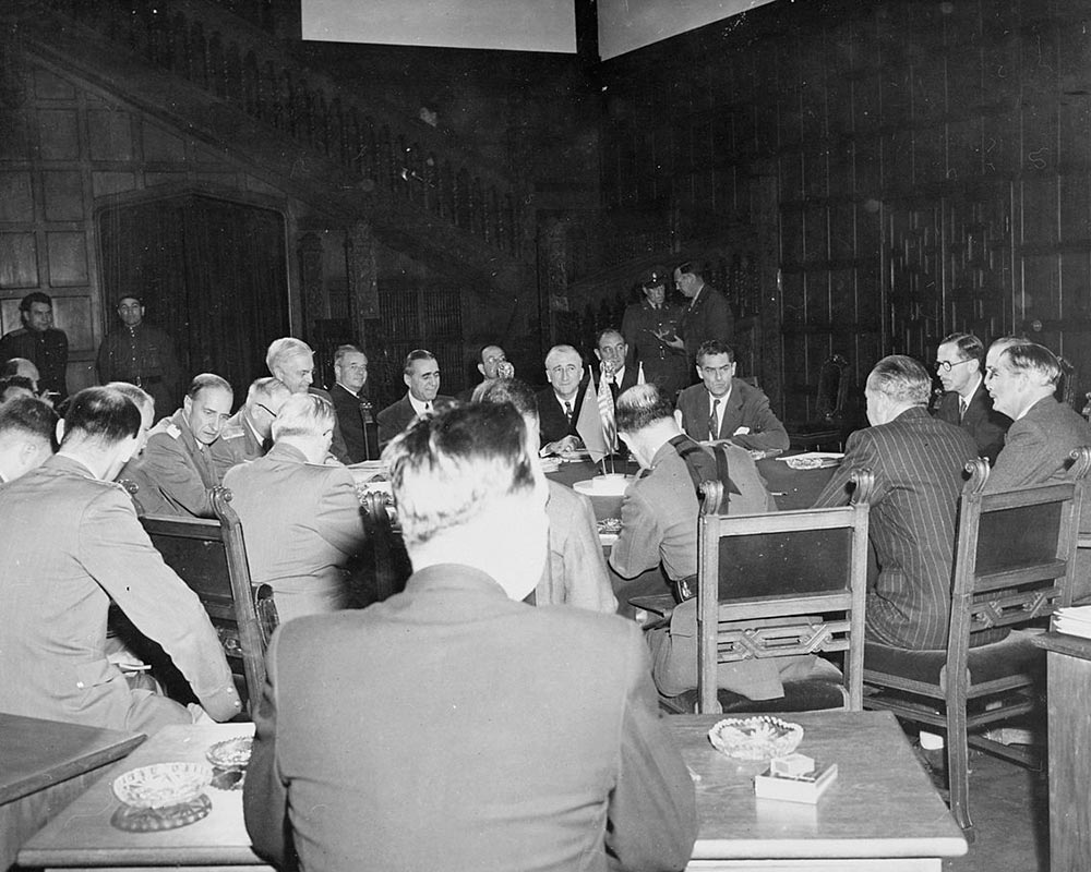 The Potsdam Conference - July 23rd 1945 - Koenigsberg & Prussia