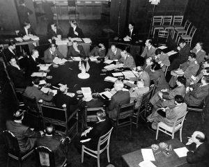 The Potsdam Conference - July 24th 1945 - The Nuclear Age Begins