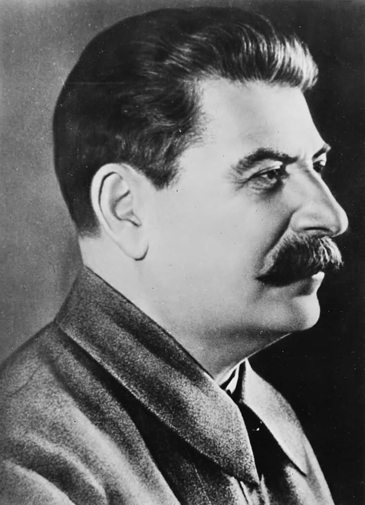 The Potsdam Conference - July 31st 1945 - A portrait of Soviet leader, Joseph Stalin, from 1942