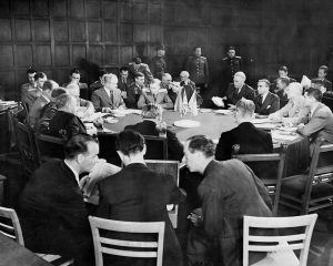 The Potsdam Conference - July 30th 1945 - The Little Three