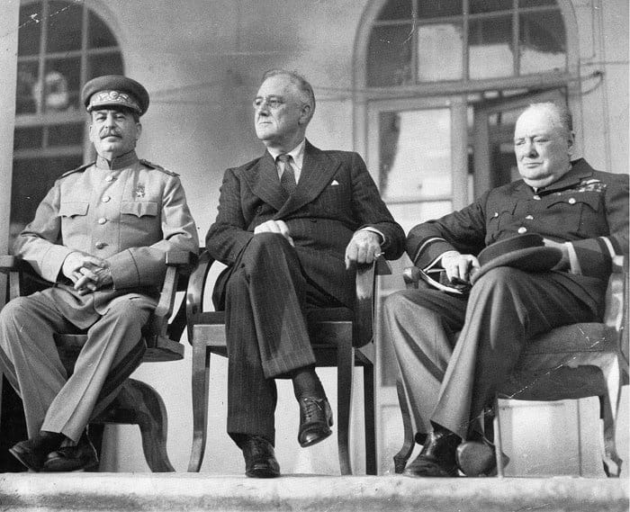 The Tehran Conference 1943
