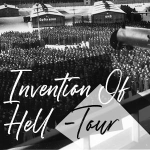 The Invention of Hell Tour - Sachsenhausen