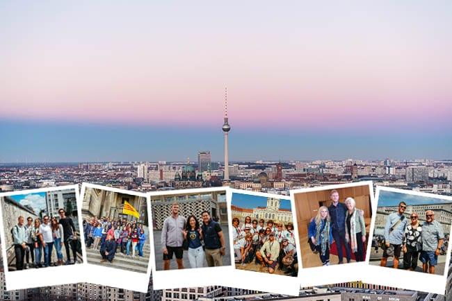 Berlin Experiences Clients Photos & Berlin Skyline