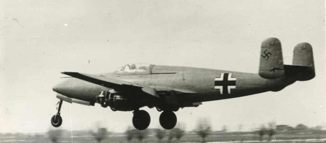Henkel 280 - Sachsenhausen