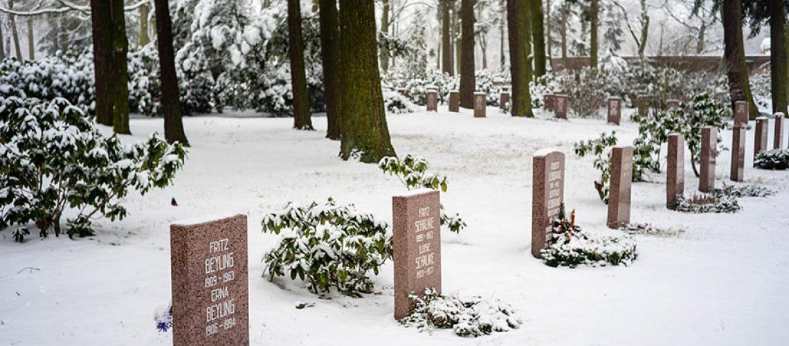 Berlin Experiences - The Zentralfriedhof Friedrichsfelde